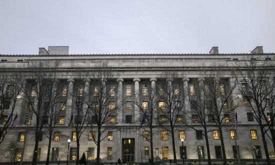 Wife of Demoted Justice Department Official Worked for Fusion GPS