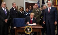 Trump Signs National Defense Authorization Act