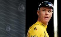 Tour de France Champion Chris Froome Faces Tough Questions After Positive Vuelta Test