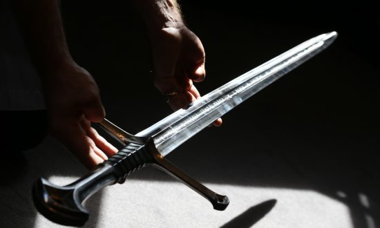13-Year-Old Boy Impaled by Sword as He 'Played' With Classmate