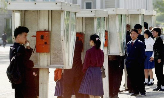North Korea Cuts Phones, Hunts Down Phone Books, After Directory Leaked