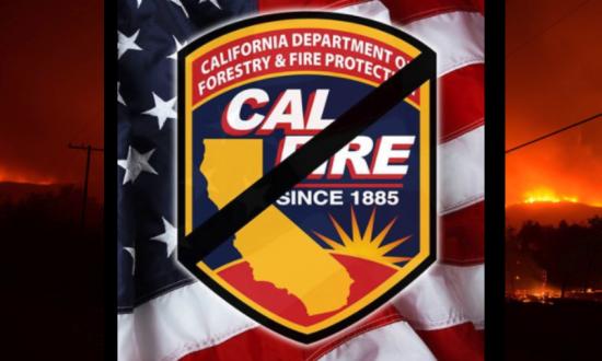 Firefighter Dies Battling Enormous California Blaze