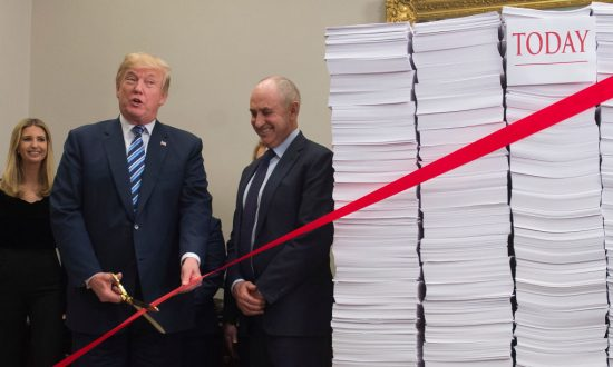 Trump Administration Cuts Red Tape