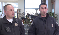Cops respond to call about trespasser—but are upset when they arrive and see why