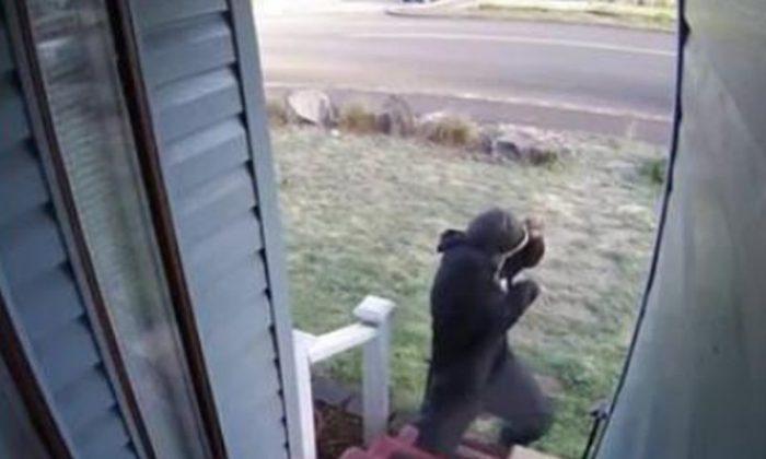 Washington man creates decoy package to scare away thieves