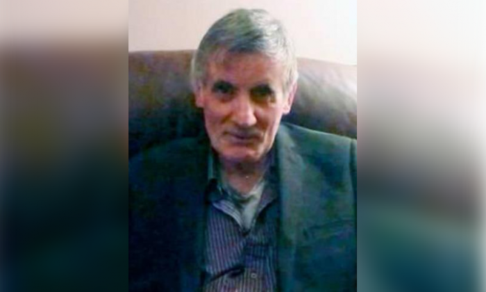 John Nolan, who died in flames on a London street in September, pictured in this police handout image. (Met Police)