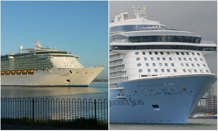 Fall Sick Aboard Royal Caribbean Cruises The Epoch Times - Southampton cruise ship parking
