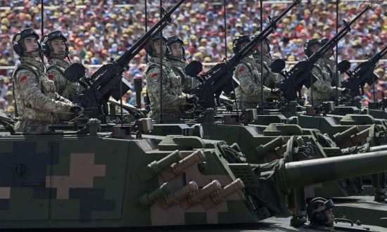 Australian Research Boosting China's Military 'Needs Investigating'