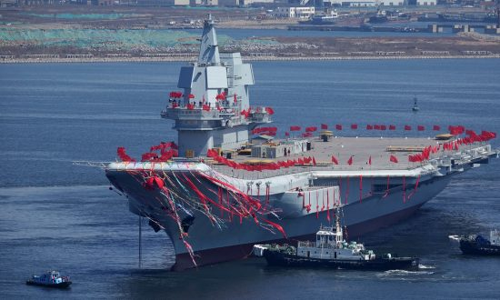 By Snatching Up British Company, China Closes Gap on US Naval Supremacy