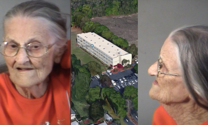 94-year-old woman arrested after refusing to leave care home