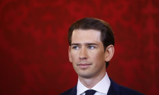 Europe's Youngest Leader Sworn in in Austria Amid Protests