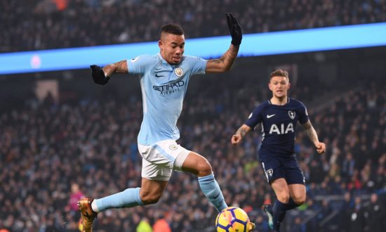 Manchester City's Almost Perfect Season Continues with Win Over Spurs, Nearest Rivals all Win but are a Long Way Behind