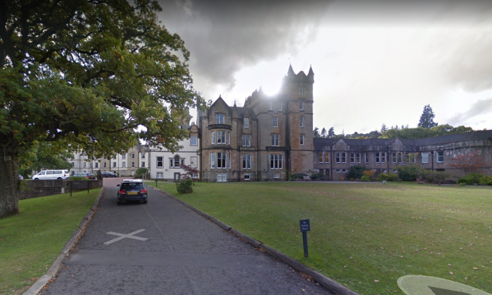 The grounds of Cameron House hotel, on the banks of Loch Lomond.(Screenshot via Google Maps)