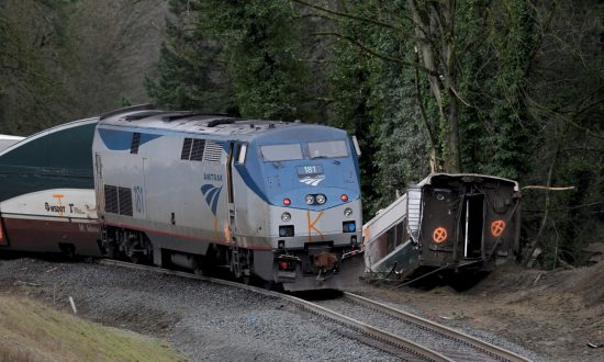 Victims of Amtrak Train Derailment Identified