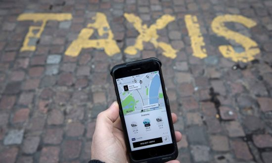 Uber Dealt Blow by EU Court Ruling That It Is Transport Service