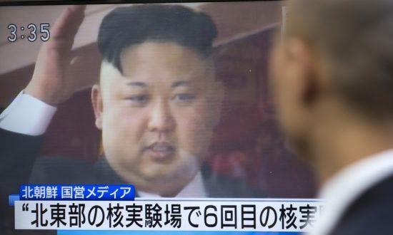 North Korea Testing Anthrax Warhead For ICBM: Report