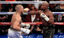 Floyd Mayweather Discussing MMA Career With UFC's Dana White