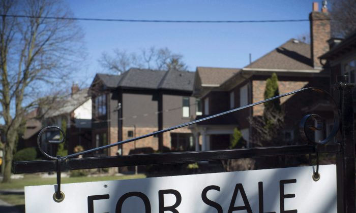 Foreign buyer home purchases dropping in Toronto region