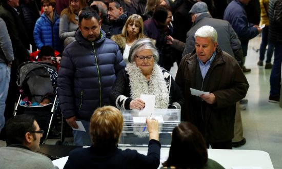 Catalonia Votes in Election Pivotal for Independence Campaign