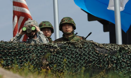 Shots Fired as North Korean Soldier Defects Across Border