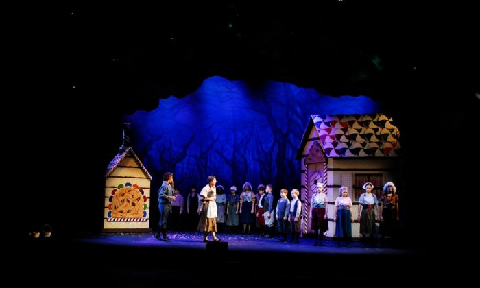 Hansel (Sarah Klopfenstein) and Gretel (Samantha Jeffreys) discover with surprise that children have been released from their gingerbread state ... & Opera Educator: The Olympic Art That Tells a Story | metropolitan ...