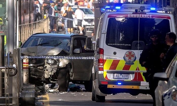 Auto attack injures 19 in Melbourne, Australia