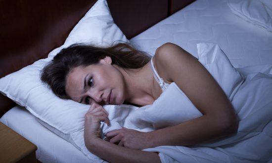 Sleep Problems Tied to Female Infertility