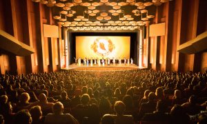 Shen Yun Starts 2018 Season With Four Simultaneous Performances