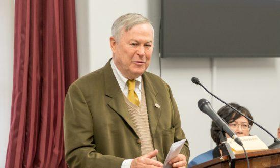 Congressman Speaks About Reversing Chinese Regime's Fascism