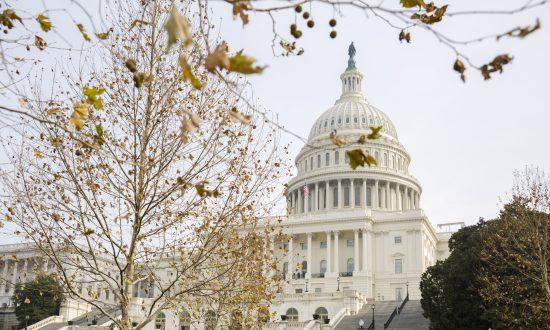 The House Passes Stopgap Bill to Avert Government Shutdown