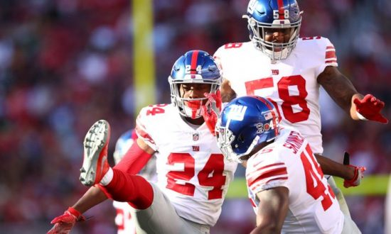 Giants Say They've Suspended Eli Apple for a Number of Reasons