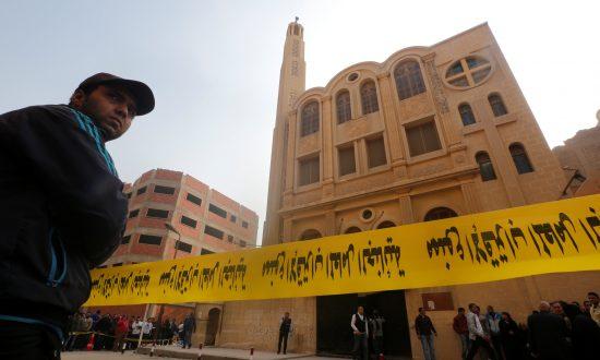 Nine Dead as Gunmen Attack Church Near Cairo