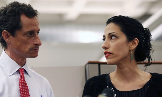 "Top FBI Official Made ""Crimes Against Children"" Note in Connection to Weiner's Devices"