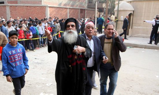 10 Dead in Cairo Church Attack, Says Health Ministry