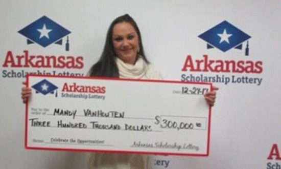 Waitress Claims Coworker Stole Her Half of $300,000 Lottery Winning