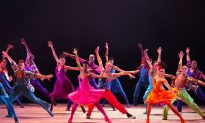 The Alvin Ailey Dancers' Triumphant Return to City Center