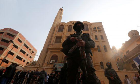 Gunman Kills 11 in Attacks on Coptic Church, Christian-Owned Shop in Egypt