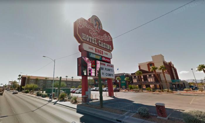Arizona Charlie's Decatur in Las Vegas. (Screenshot via Google Maps)