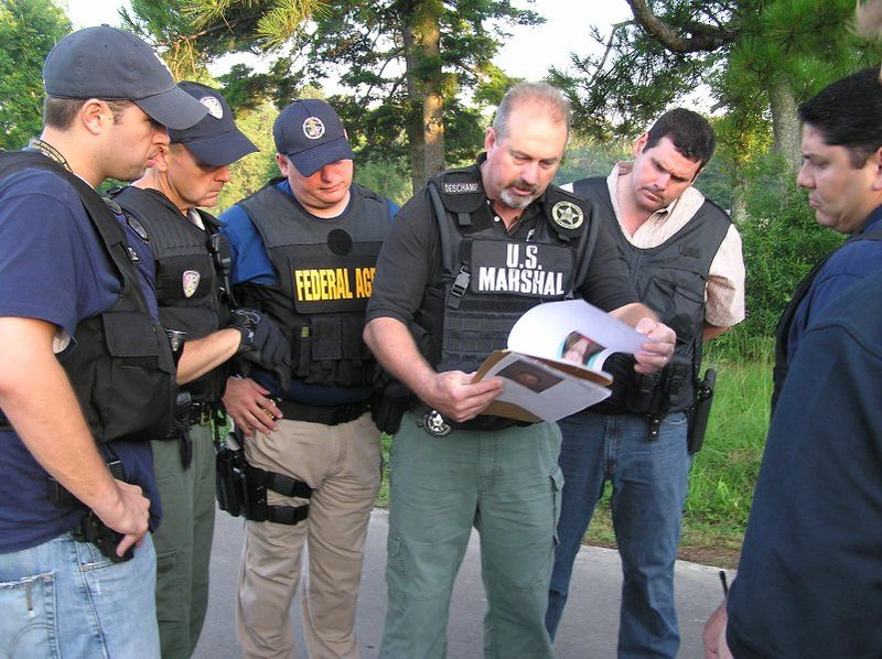 U S Marshals Service Protect Defend Enforce The