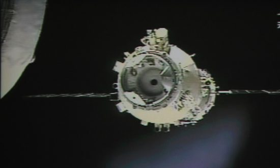 Out of Control Chinese Space Station Soon to Fall to Earth