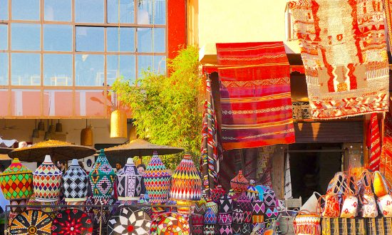Experiencing the ancient and admiring the new in Morocco
