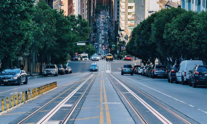 A street in San Francisco (Ragnar Vorel on Unsplash)