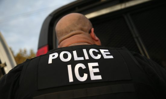 ICE Arrests 37 in Mass Sweep, Slams Local New Jersey Officials for 'Sanctuary County' Policies