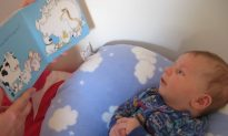 Reading for Baby's Brain Development