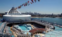 Gastro Virus Hits 200 Passengers on Cruise Ship