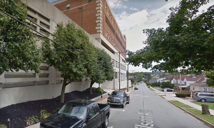 Washington Hospital in Washington, Pennsylvania. (Google Street View)