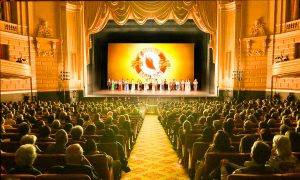 Shen Yun 'Perfection,' Says Acupuncturist