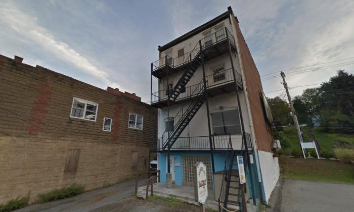 Nancy B's Bakery, 415 West 7th Avenue, West Homestead, Penn. (Screenshot via Google Street View)