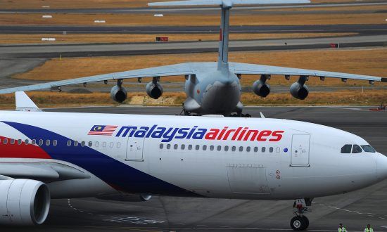 Malaysia Hires US Firm to Search for Missing Flight MH370