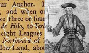 Stunning Discovery on Blackbeard's Ship Reveals Pirates' Reading Habits